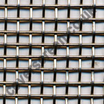 Stainless Steel Large Woven Wire Mesh